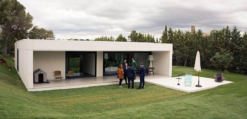 Casa prefabricada Homm
