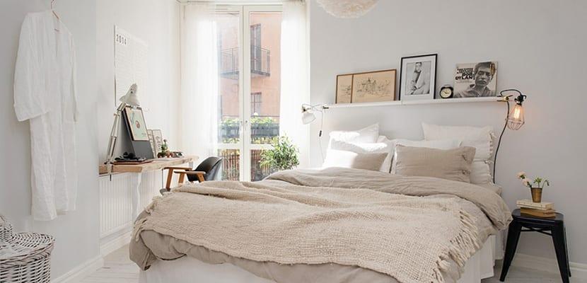 Claves para un dormitorio n rdico con estilo - Dormitorios estilo nordico ...