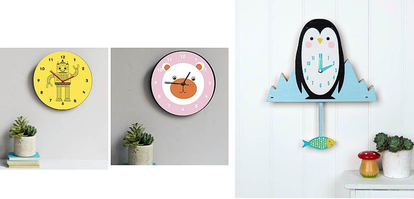 Un reloj de pared para cada estilo - Relojes para decorar paredes ...