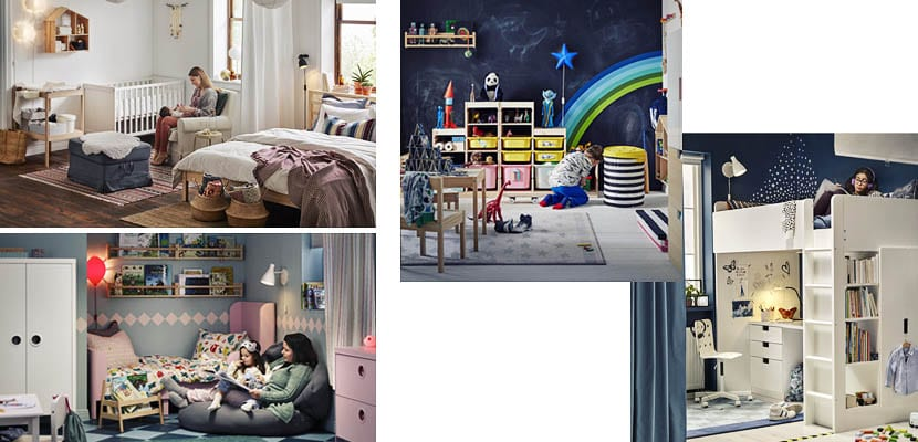 Catálogo de Ikea 2018 - Dormitorios infantiles