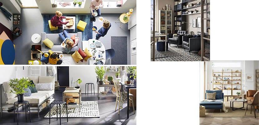 Catálogo Ikea 2018-salones