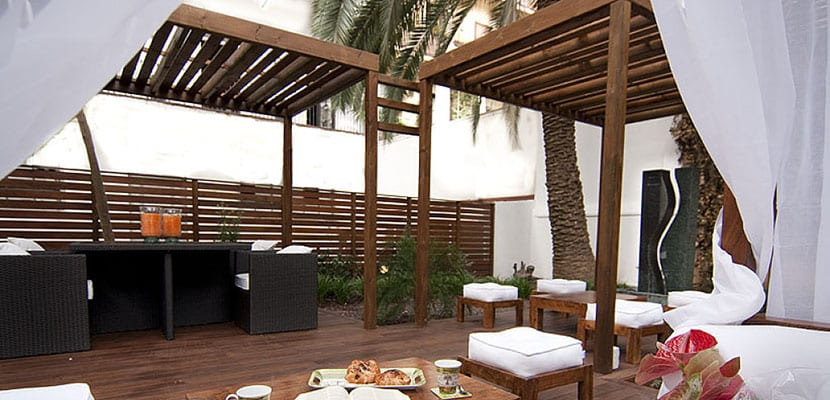Ideas para decorar las terrazas chill out for Terraza chill out
