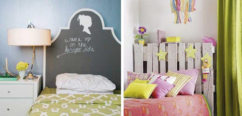 Cabeceros originales para renovar tu cama - Cabeceros ninos originales ...