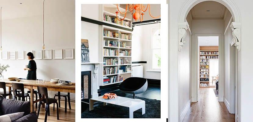 Casas victorianas - muebles
