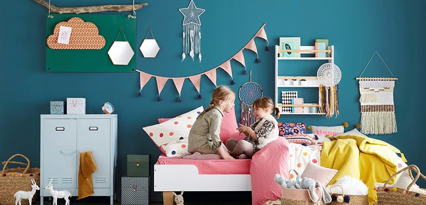 Cómo crear una decoración infantil funcional y de tendencia