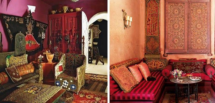 Inspiración para crear una casa con decoración árabe