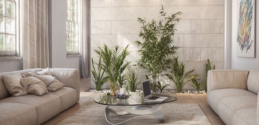 c mo crear un estilo zen para un hogar relajante. Black Bedroom Furniture Sets. Home Design Ideas