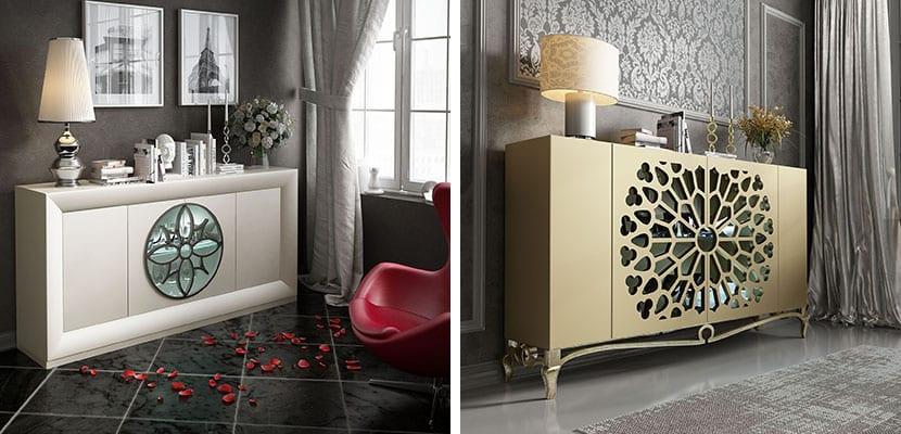 Aparadores un mueble auxiliar para el hogar - Aparadores originales ...