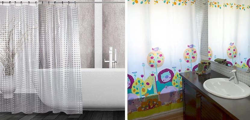 Materiales de cortinas
