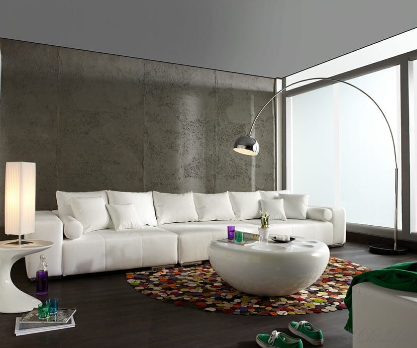 lámparas de pie para la decoración