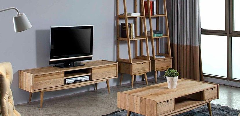 Muebles de estilo retro