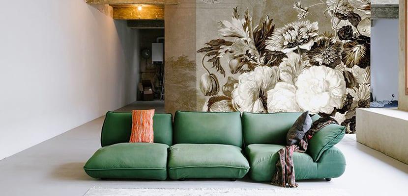 Murales vintage