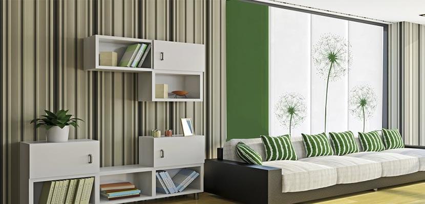 Paneles con diseño