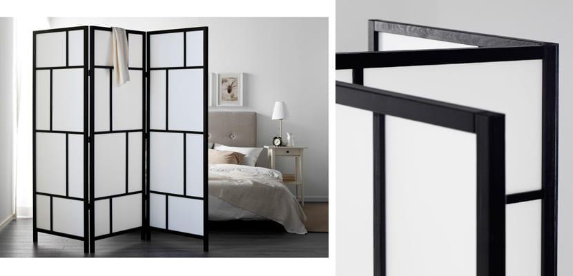 Biombo de Ikea: Risör