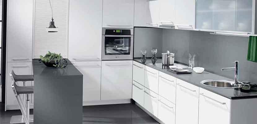 Decoracion y dise o decoora p gina 2 for Cocinas blancas y grises