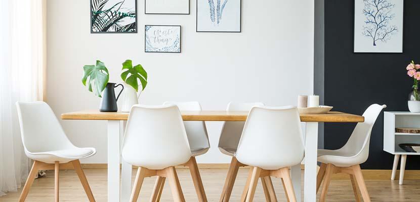Comedores modernos para el hogar