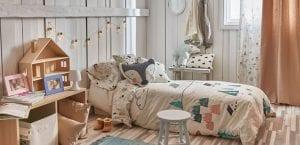 Habitación infantil con encanto
