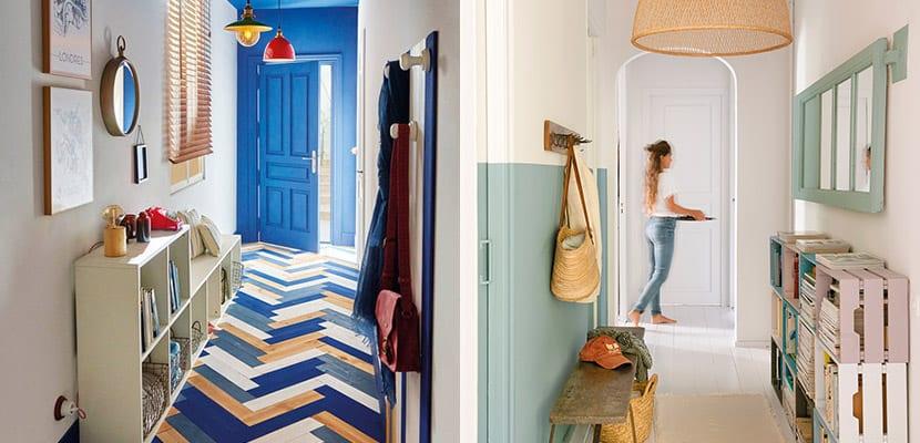 Añadir color en el hogar