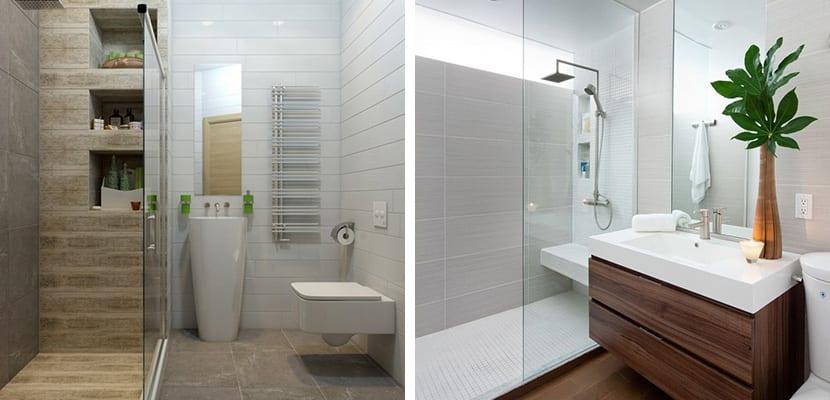 Cómo decorar cuartos de baño pequeños