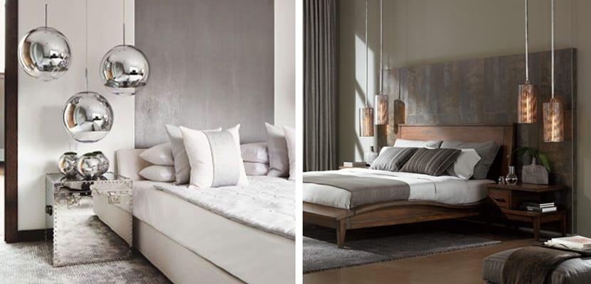 Escoger bonitas l mparas para dormitorios - Lamparas dormitorios modernos ...