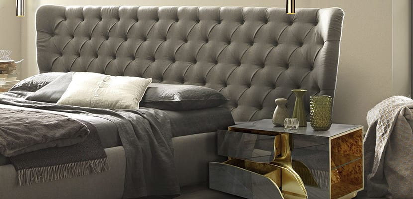 Decorar el dormitorio con mesillas de noche peque as - Mesillas de noche de diseno ...