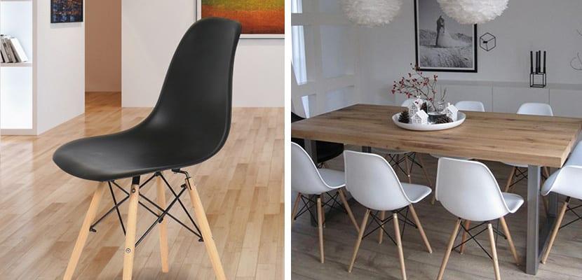 decorar el hogar con sillas baratas o low cost On sillas nordicas baratas