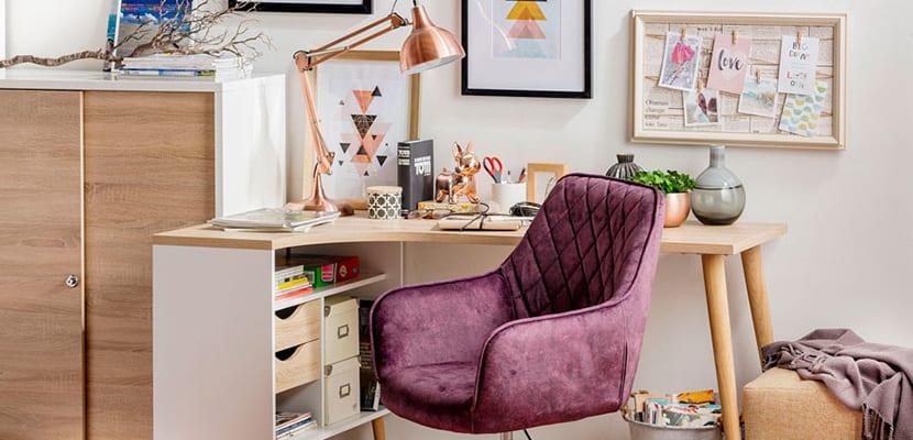 C mo decorar el despacho en casa ideas - Despacho en casa ...