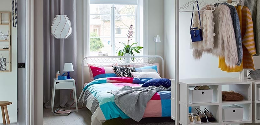 Dormitorio Ikea moderno
