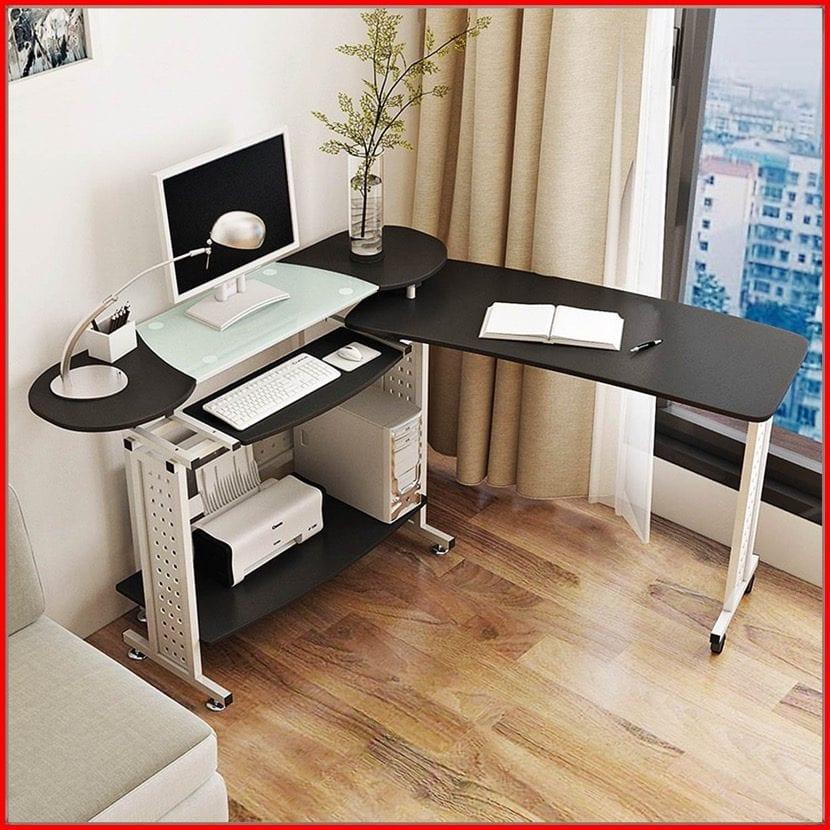 Escritorios de ikea para la decoraci n de tu hogar - Escritorios espacios pequenos ...