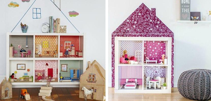 Casas de muñecas Kallax