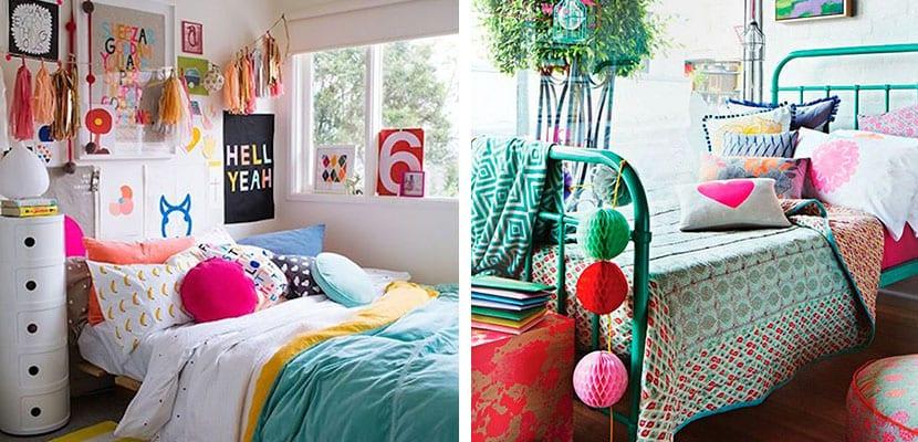 Inspiración en habitaciones juveniles con encanto