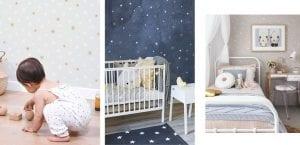 Papel pintado de estrellas