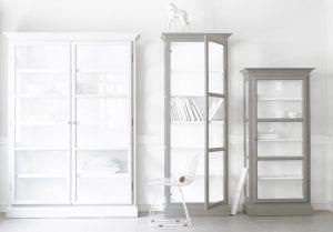 vitrinas de ikea para el hogar