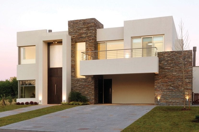 arquitectura estilo moderno