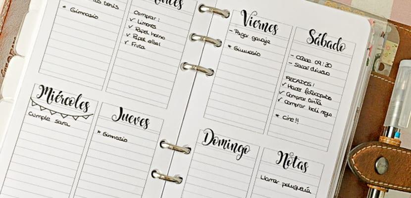 Agenda personal
