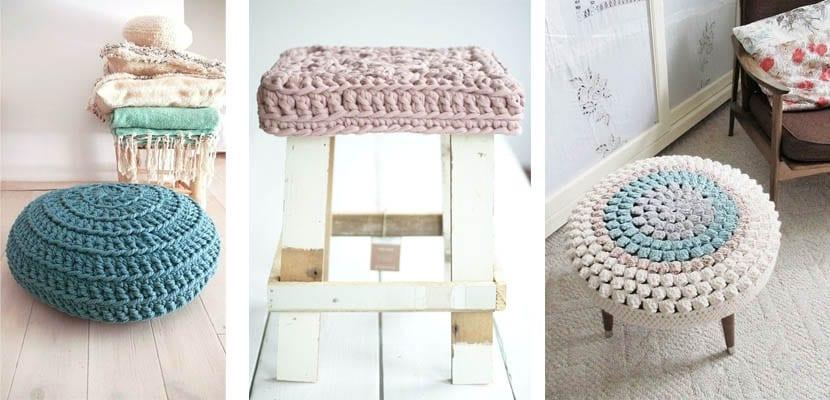 Muebles de trapillo