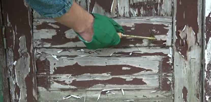 Decapar pintura