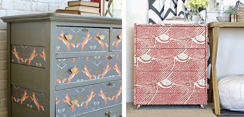 Papel para forrar armarios por dentro awesome papel para for Papel para forrar armarios empotrados