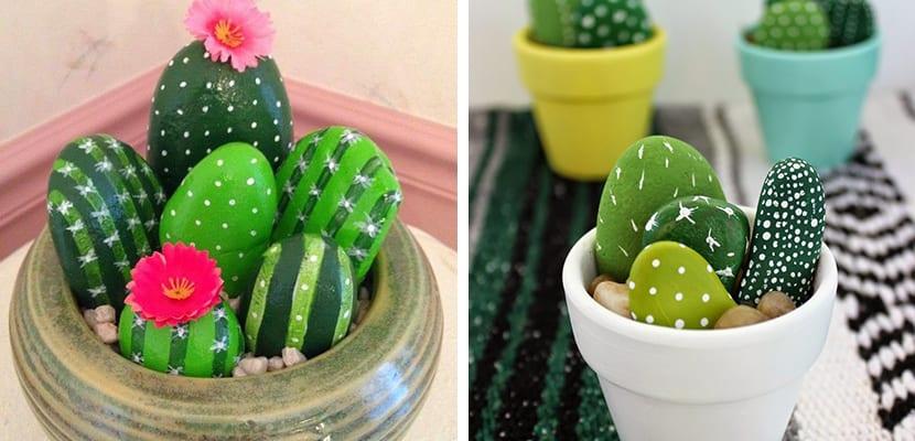 Piedras cactus