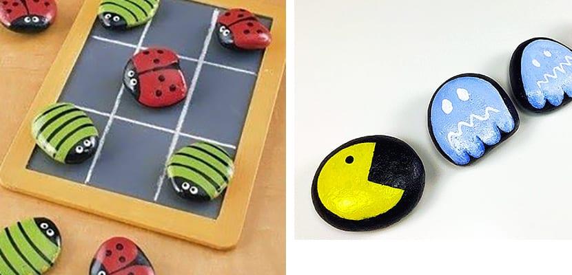 Piedras tipo juegos