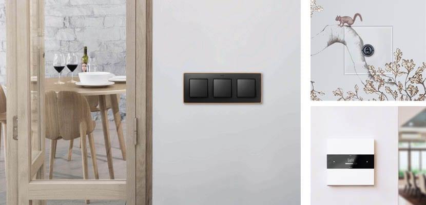 Interruptores de luz