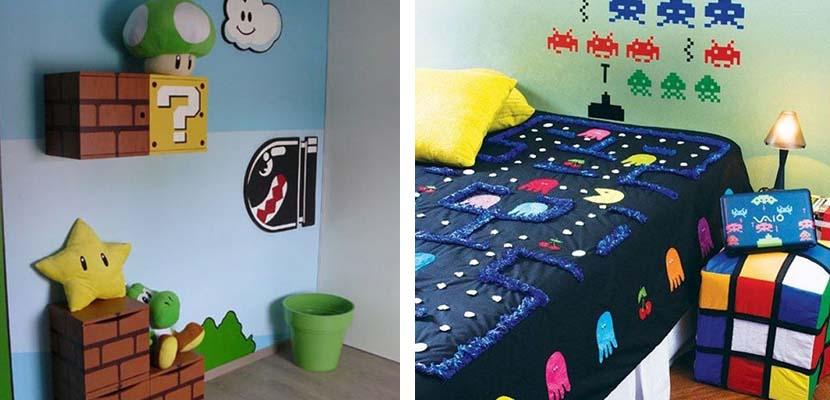 Dormitorios gamer