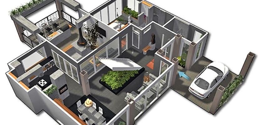 Juegos para diseñar casas