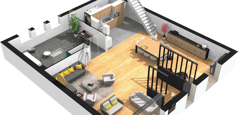 Juegos para el diseño de casas