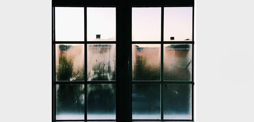Limpiar cristales de ventanas