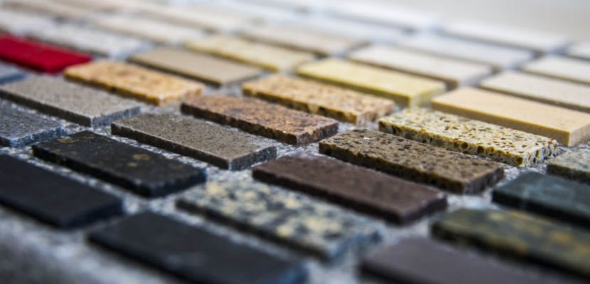 Tipos de granito