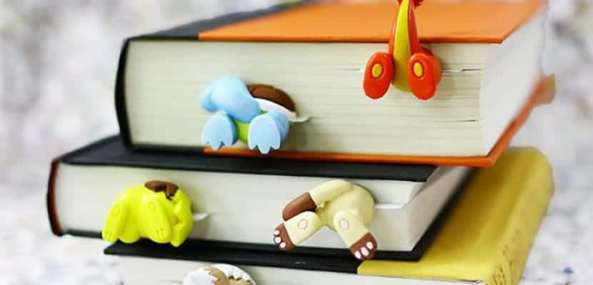 Marcapáginas de pokémon