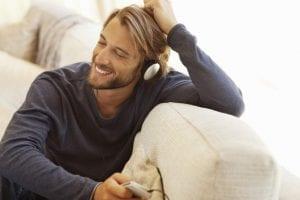 disfrutar de un hogar relajado