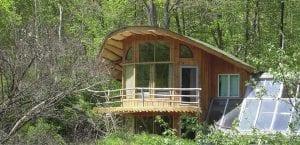Bioconstrucción en madera