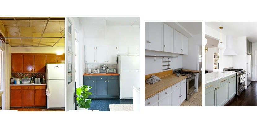 Cómo vender una casa: cocina